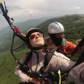 Полет с парапланер АКРО - За любители на адреналина!