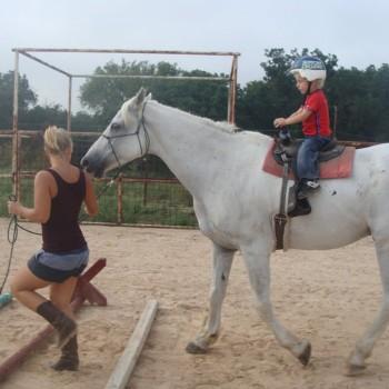 Начален курс по конна езда